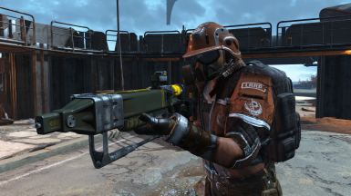 Brotherhood Recon Scout