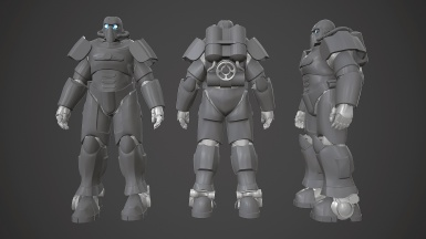 VaulTec Power Armor