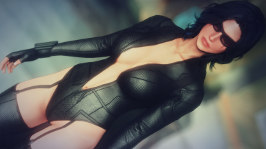 Black Widow Hot Fantasy