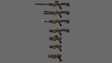 WIP Weapon - Plasma Defender and all weapon mods