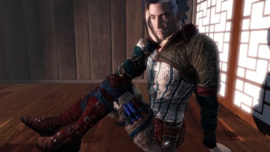 Triss Armor Male addon Now available