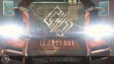We Are The Enclave - Enclave Troop Carrier