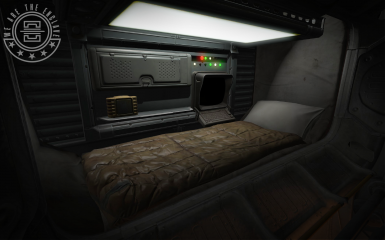 Enclave Wall Bunk