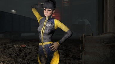 WIP - Vault Suit and more 01