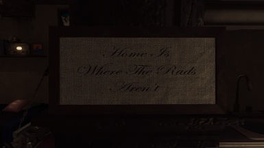 ''Where Is Home''