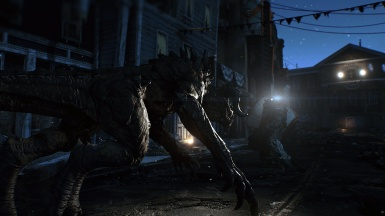 Deathclaw Fight