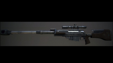 NCR Ranger Anti-Material Rifle