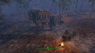 this is a decent house for a settlement