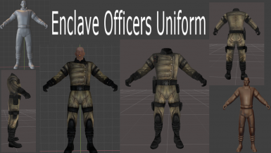 Enclave Officers Uniform