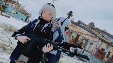 AK12 and AN94