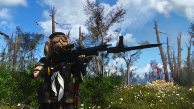 STG44 ZF4 scope with proper Rear sight