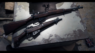 Lee Enfield - Small update