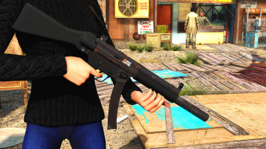 Rust MP5 - Now available