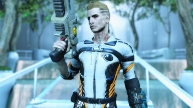 Zipped Courser X-92 Male