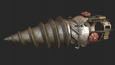 Submersible PA Drill Weapon WIP