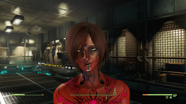thought my character looked good lets hope i'm right