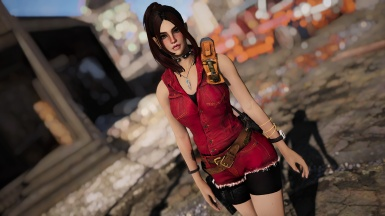 Claire Redfield Cosplay