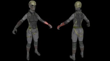 sneaking suit update