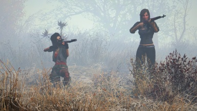 Killers In The Mist
