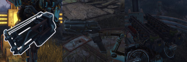 Automatron Expanded Weapons System - New Weapons Part 2