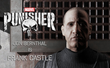 THE PUNISHER NETFLIX - Preset -Frank Castle- Coming Soon