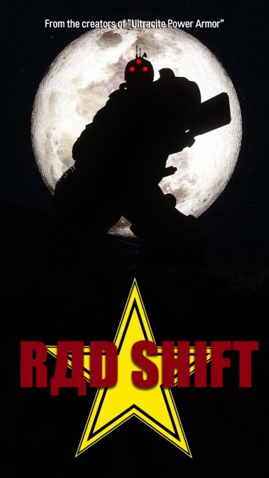 Red shift PA Poster