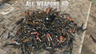 All Weapons HD