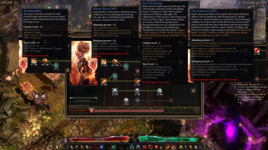 aegis and Eye of Reconing Boosted