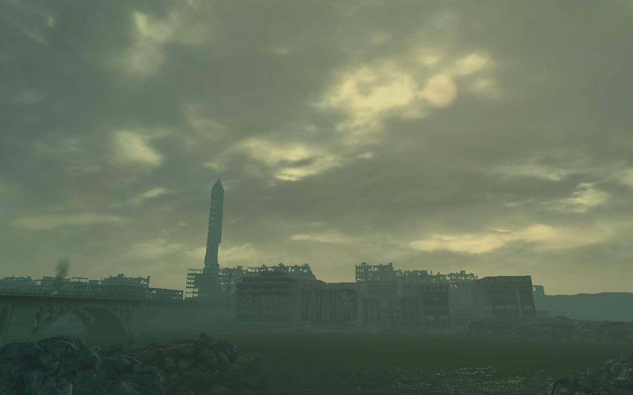 fallout 3 citadel how to get in