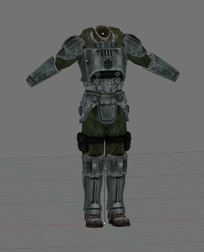 Light Power Armor 814x1050 Fallout3