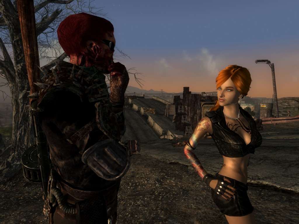 Petra has a new outfit at Fallout3 Nexus - mods and community