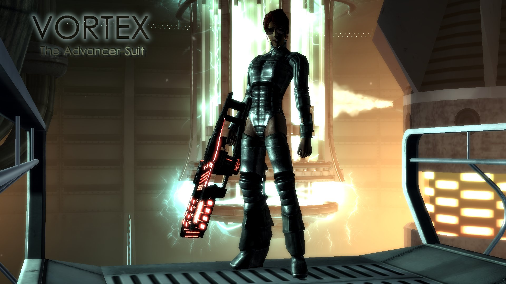 The VORTEX Armor at Fallout3 Nexus - mods and community