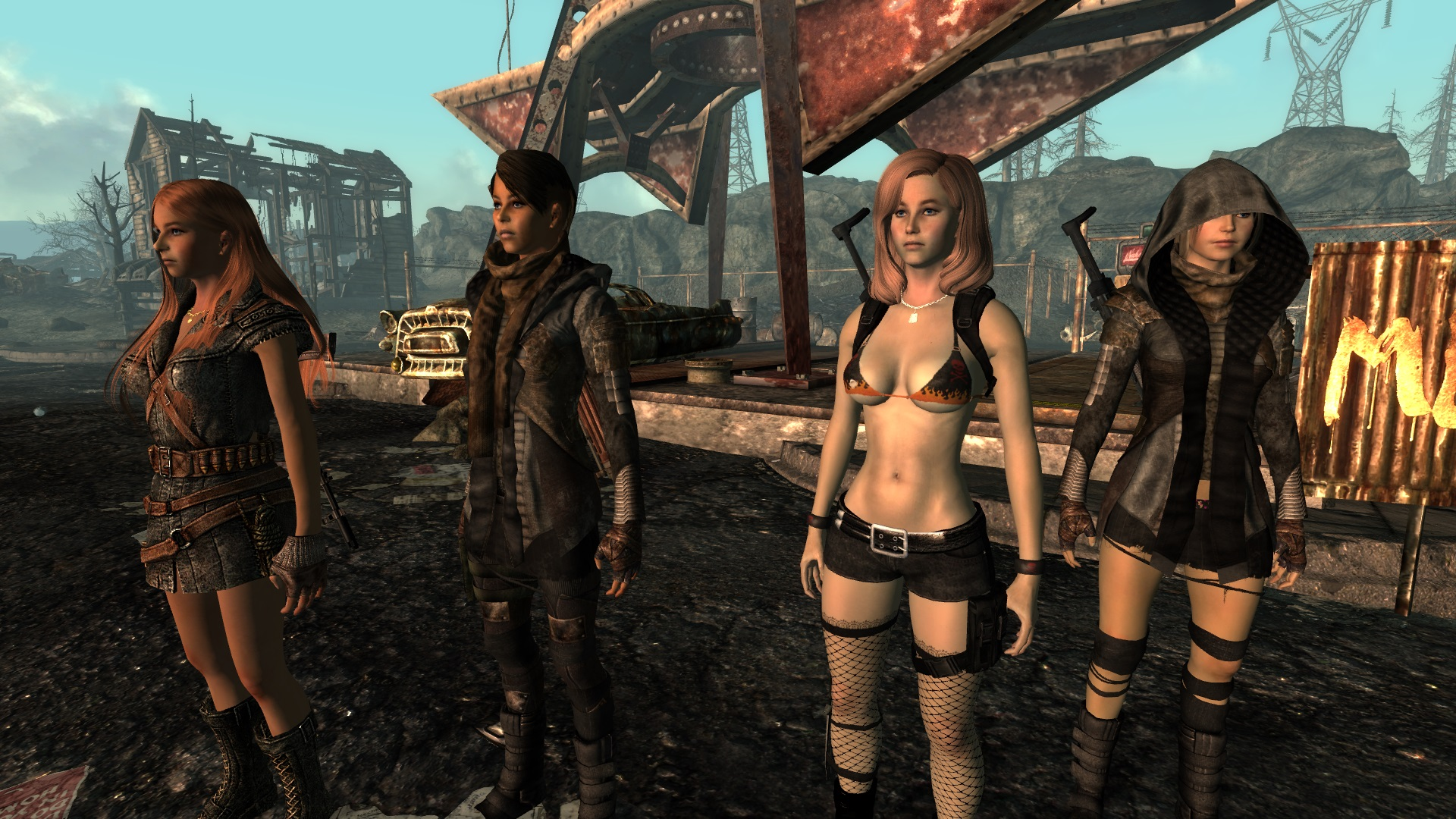 more fnv ports