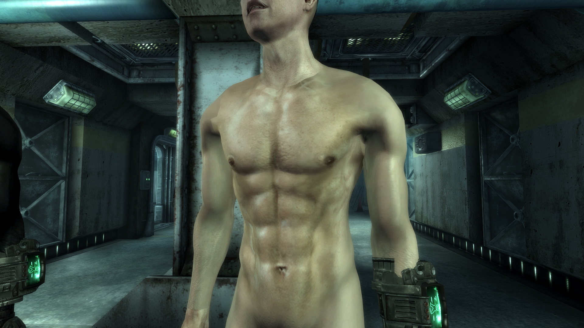 Fallout 3 nude female mods erotic pussys