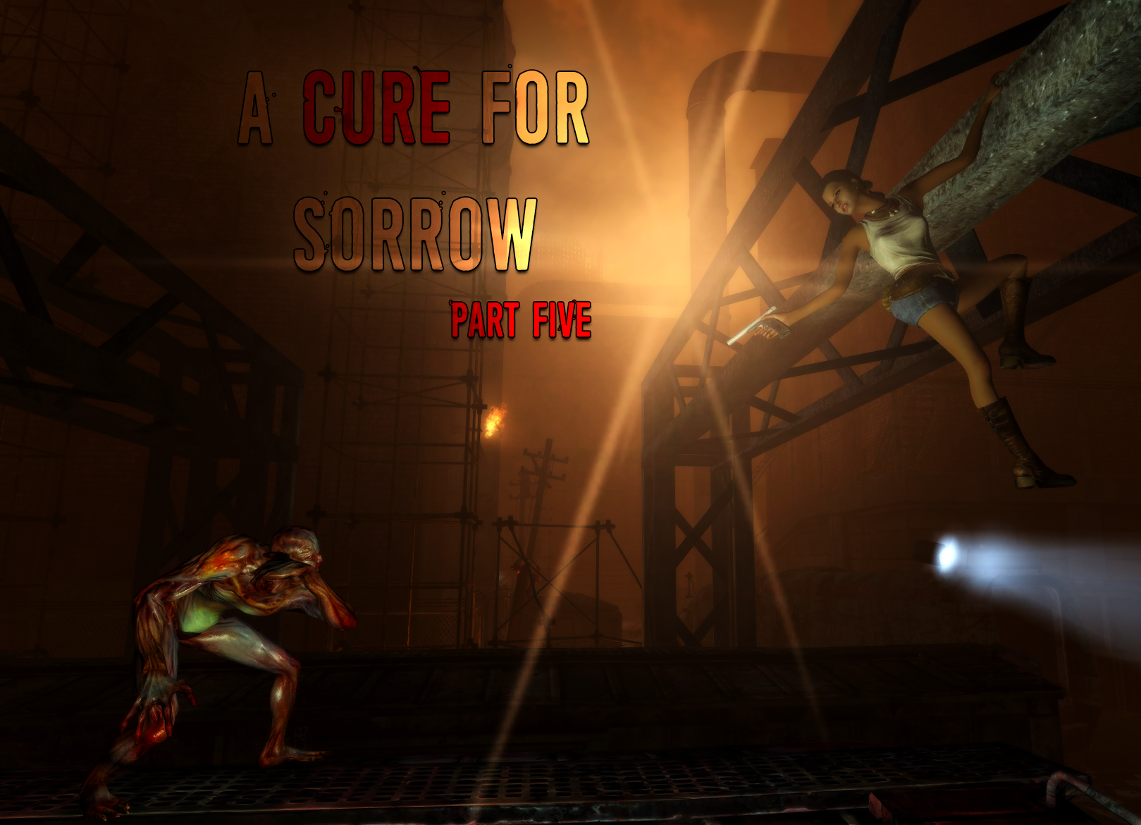 A Cure for Sorrow - Part Five