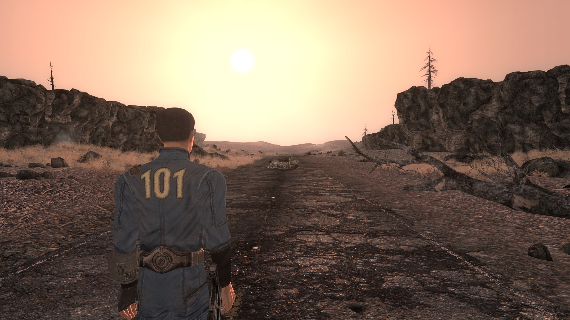Middle Of Nowhere At Fallout3 Nexus Mods And Community
