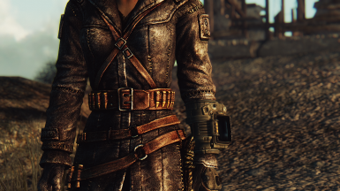 Armor and Clothing 2K - Wastelander's Gear WIP 1