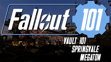 Fallout 101 TTW Released on FNV Nexus