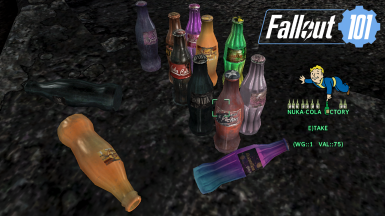 Fallout 101 TTW Day 38 NUKA WORLD