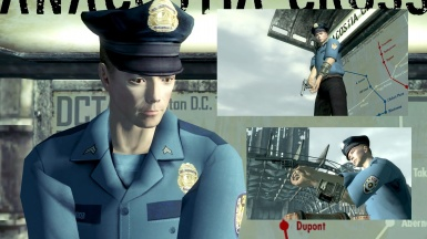 Policemen Uniform by Not the Memes Productions