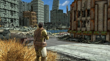 TallerDC MOD_ testing mod on Creation Engine for Fallout 3