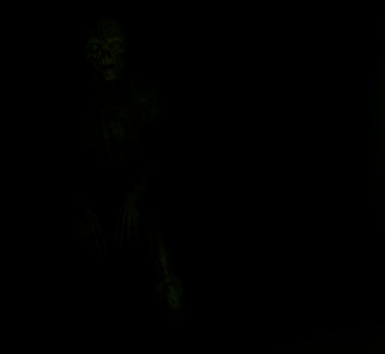 Creature In the dark