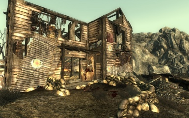 Charnel Houses - Fallout 3 Rebirth
