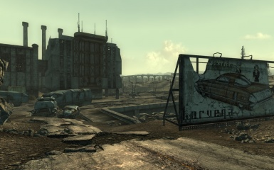 More Corvega Factory - Fallout 3 Rebirth