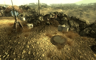 TSC Outposts - Outpost 2 Lab Entrance