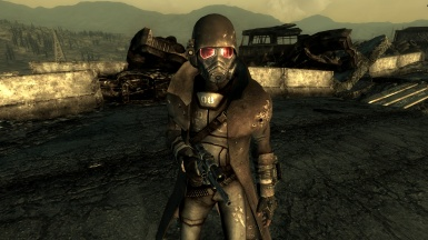 started playing fo3 again