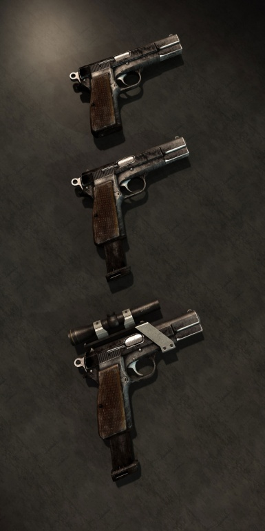 New vages weapon mods