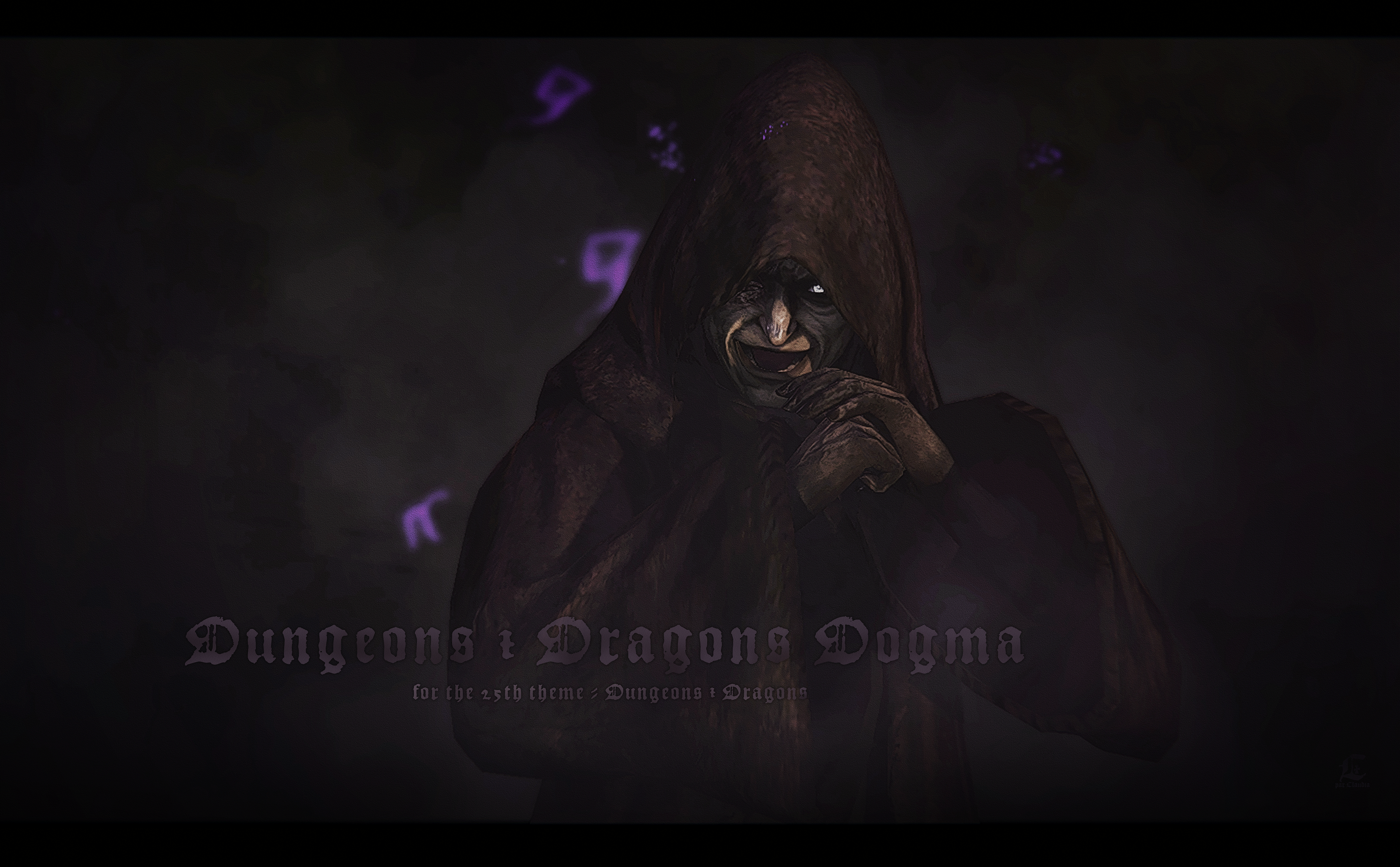25th theme - Dungeons and Dragons Dogma