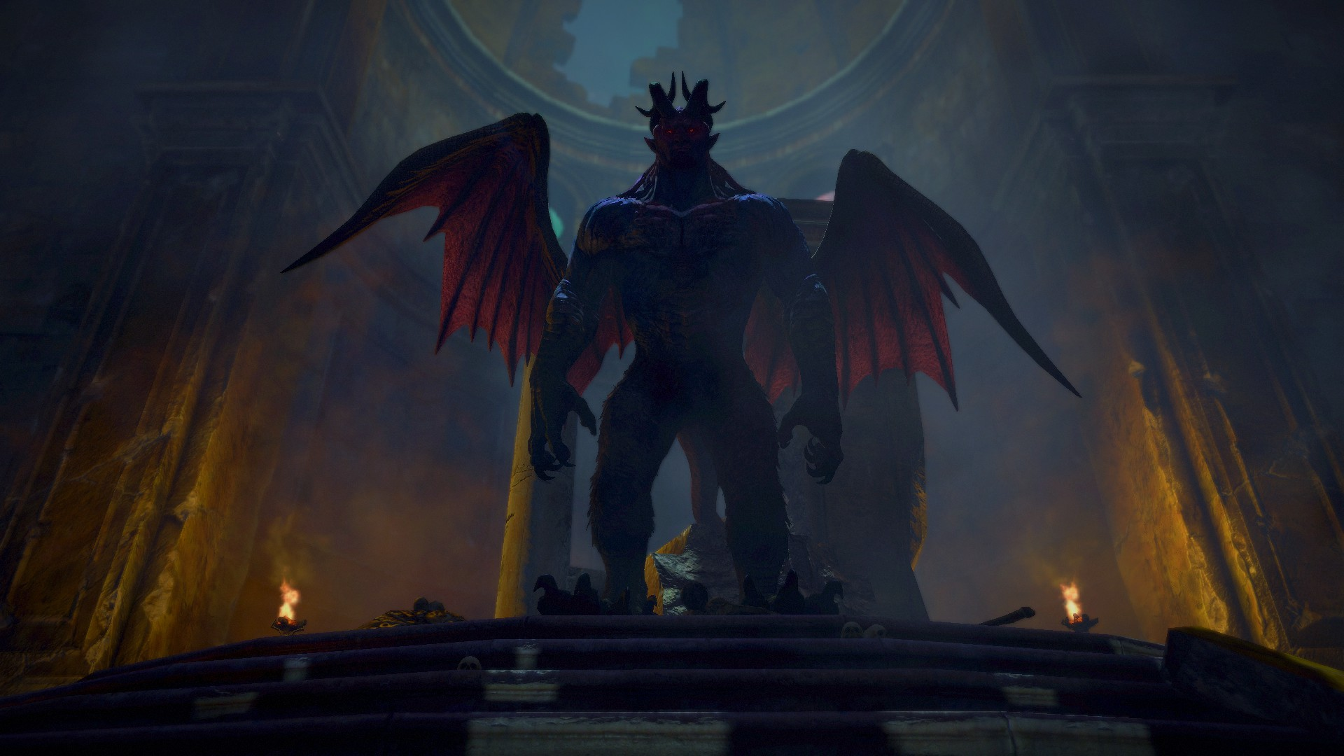 The Heartless Daimon At Dragons Dogma Dark Arisen Nexus Mods And