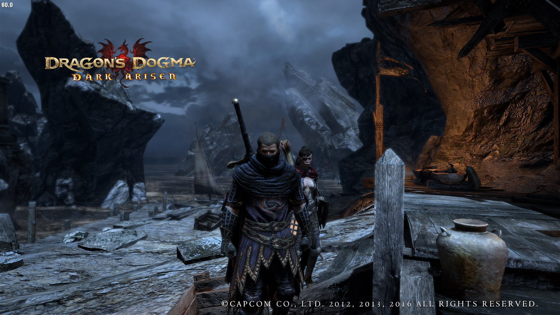 Berserk And Rogue At Dragons Dogma Dark Arisen Nexus Mods And Community Once you have completed the. dragons dogma dark arisen nexus mods